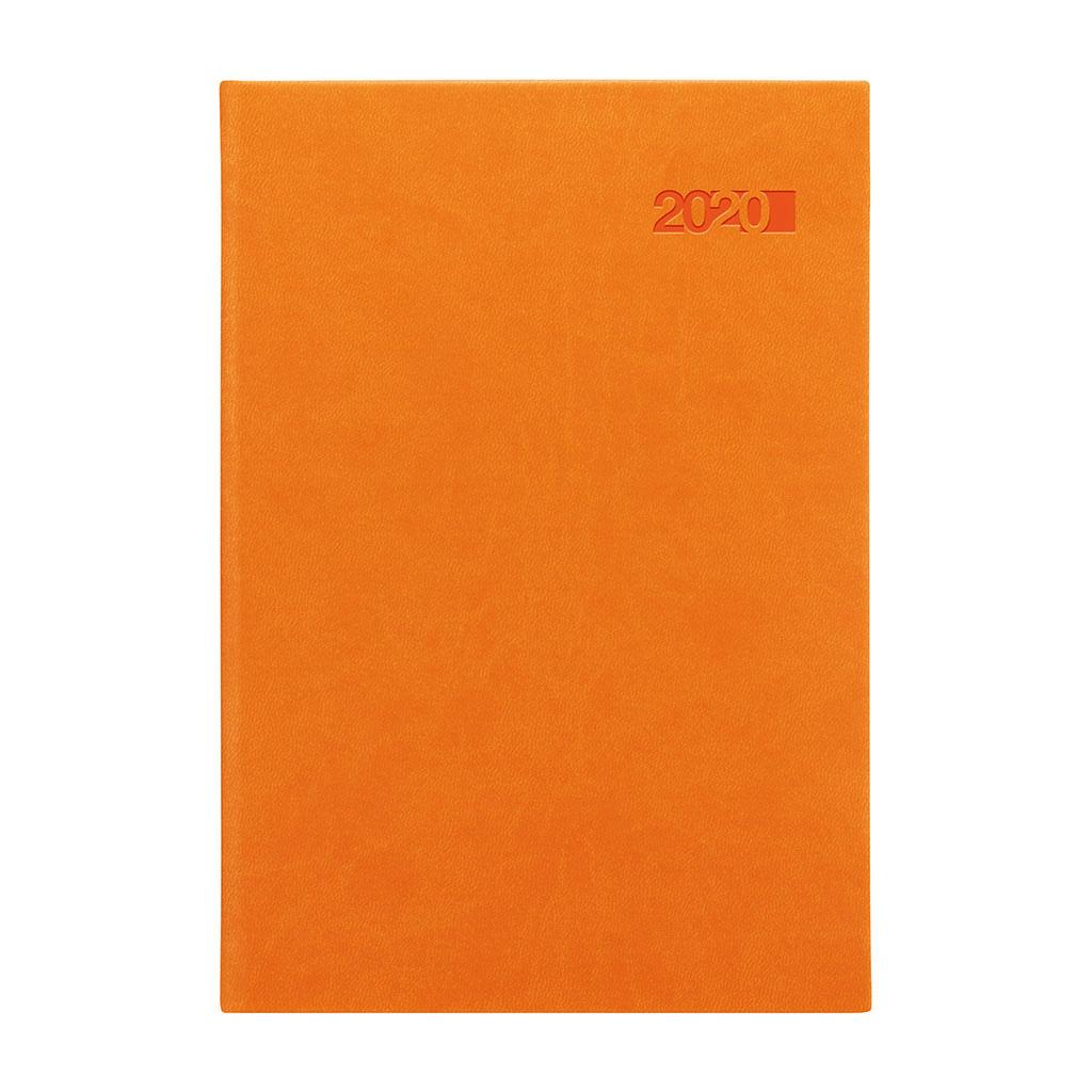 Denný diár VIVA oranžový 2020 / A5 (148x210 mm)