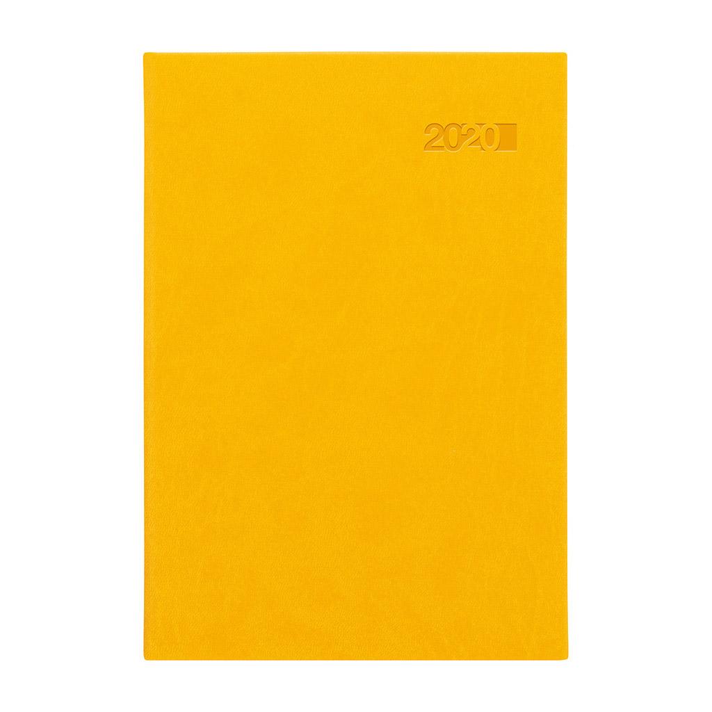 Denný diár VIVA žltý 2020 / A5 (148x210 mm)