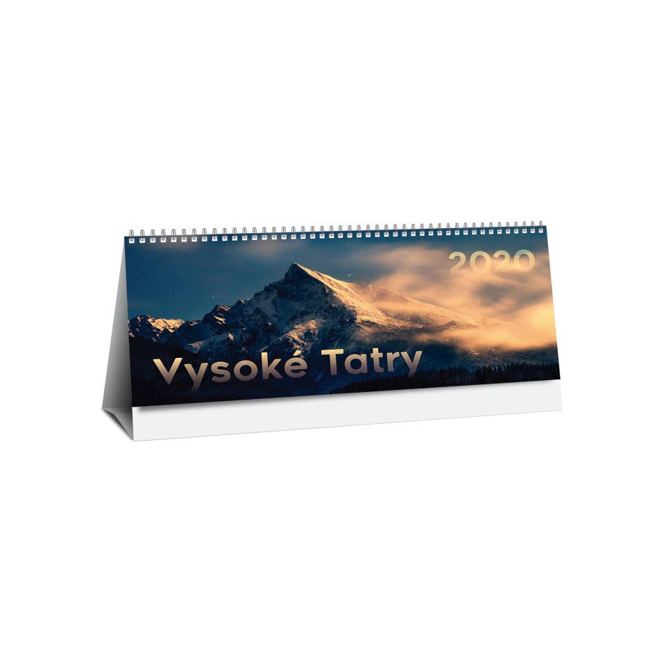 Vysoké Tatry 2020 SK (300x120 mm), riadkový