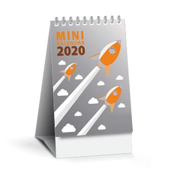 Minikalendár 2020 SK (75x105 mm), riadkový