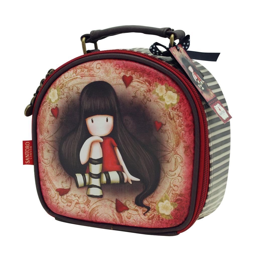 Gorjuss kozmetický kufrík - The Collector
