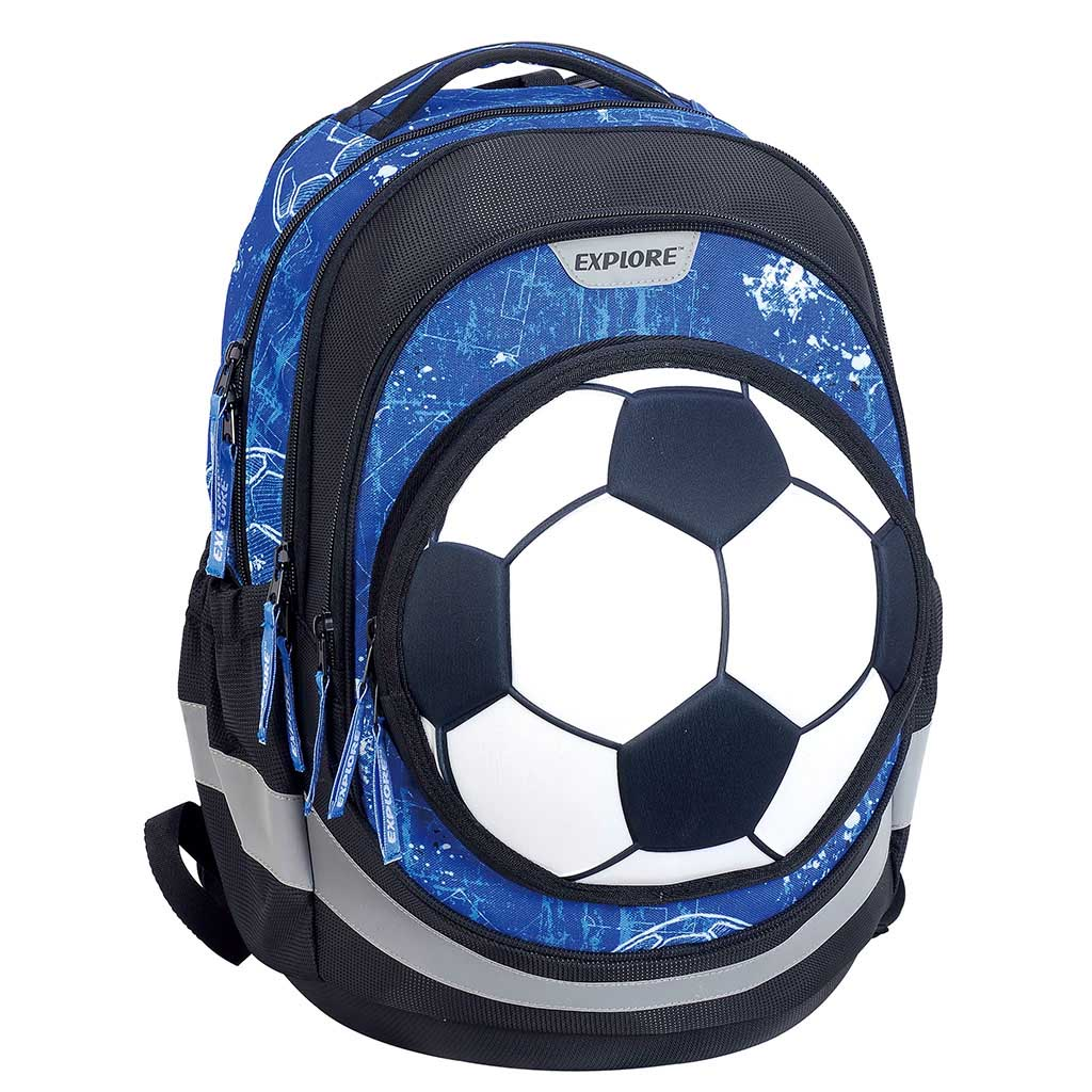 Batoh Explore BAG - Boys, Football