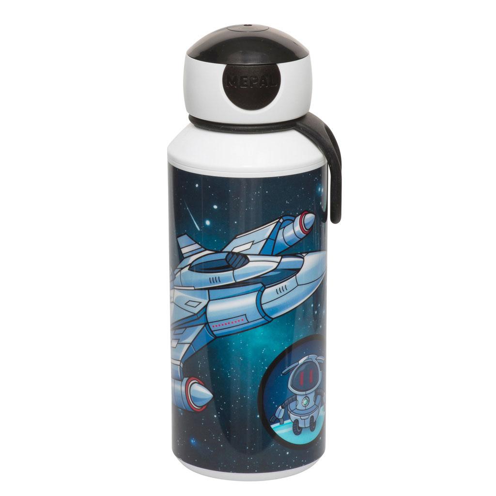 Fľaša na pitie Beckmann 400ml - Boys, Space