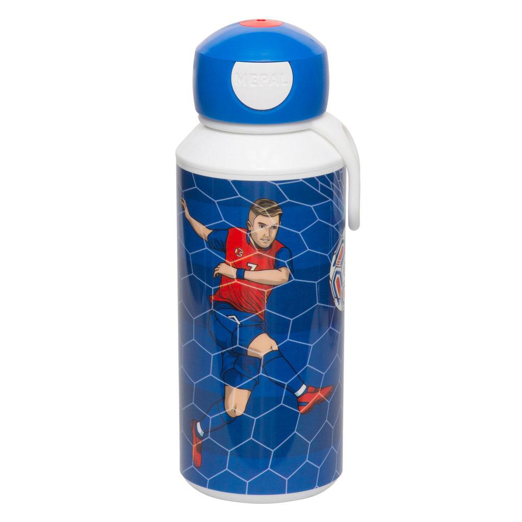 Fľaša na pitie Beckmann 400ml - Boys, Football