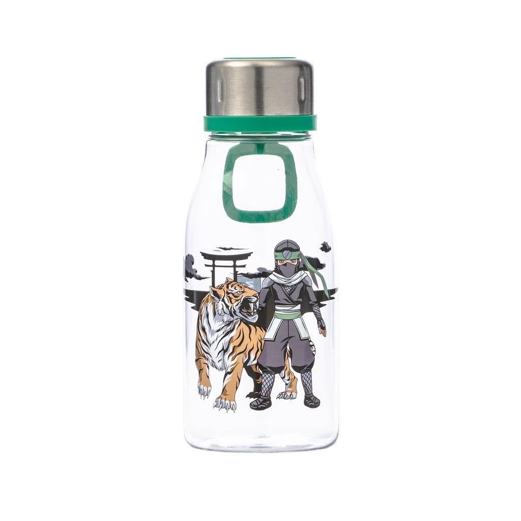 Fľaša na pitie Beckmann 400ml - Boys, Ninja