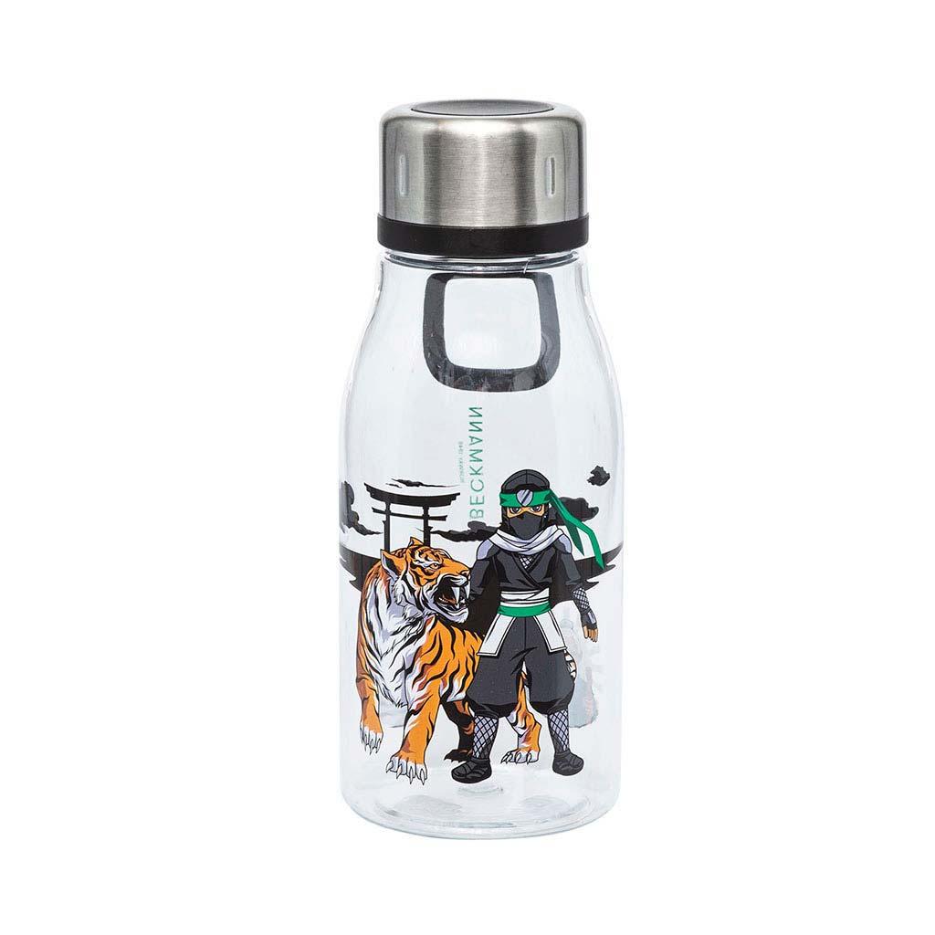 Fľaša na pitie Beckmann 2020, 400ml - Boys, Ninja Tiger