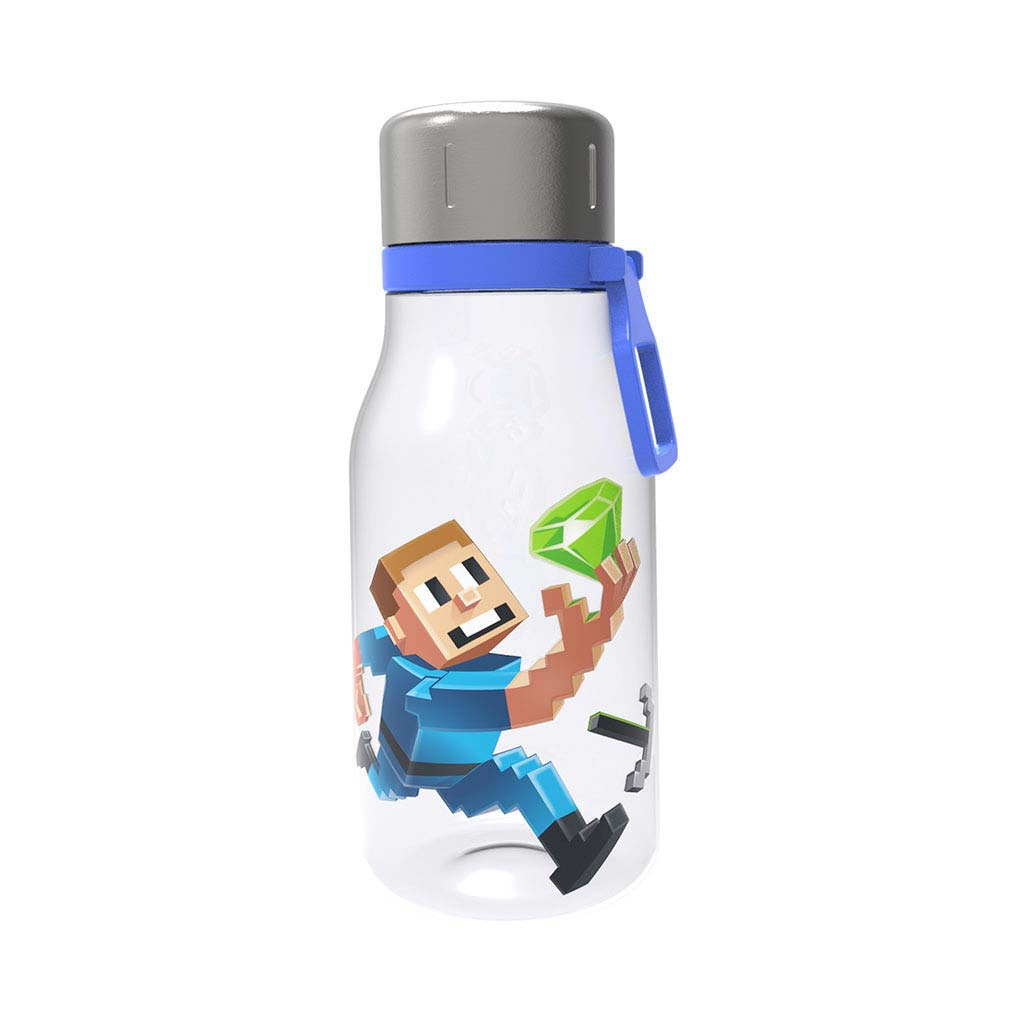 Fľaša na pitie Beckmann 2020, 400ml - Boys, Diamond Hunter