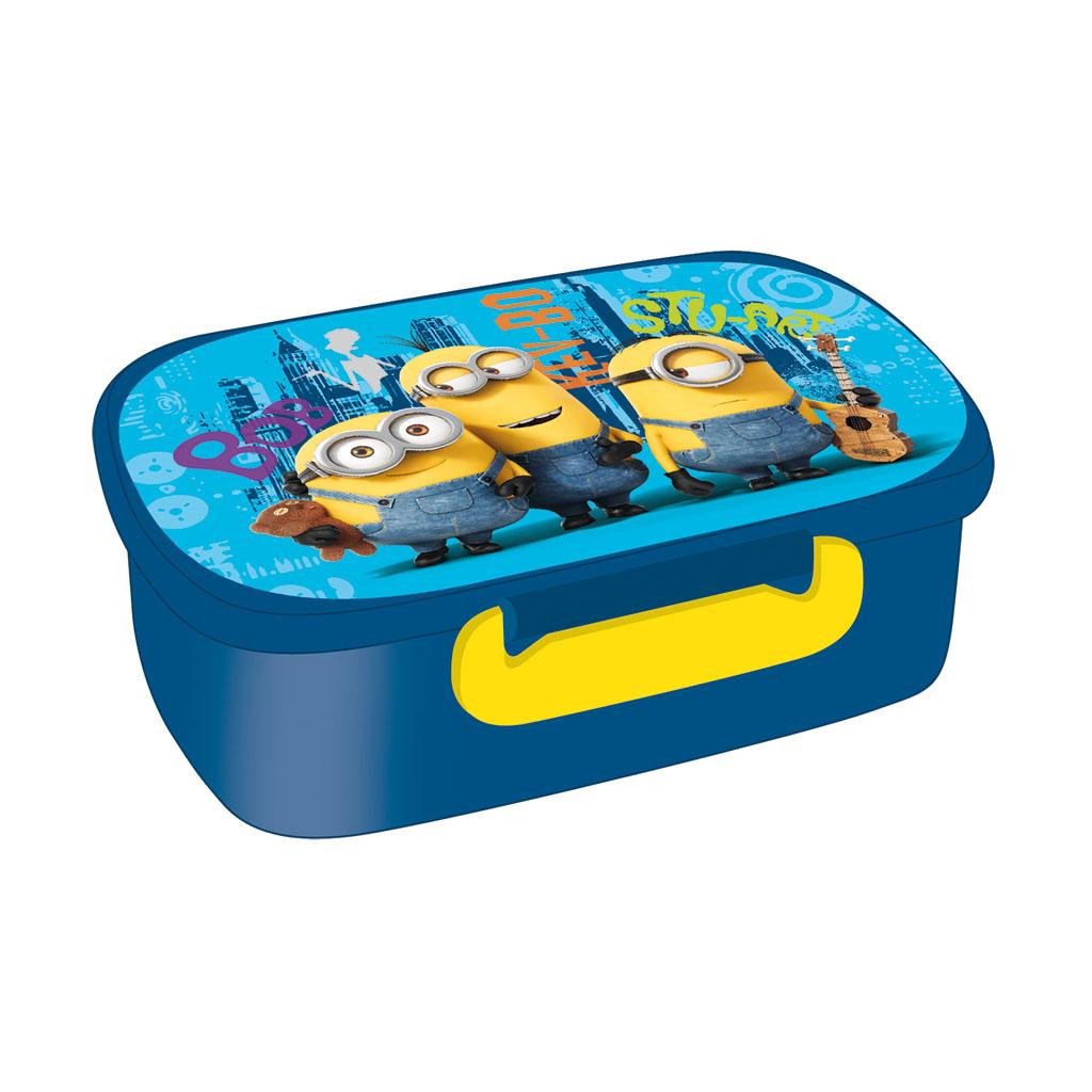 Desiatový box - Minions