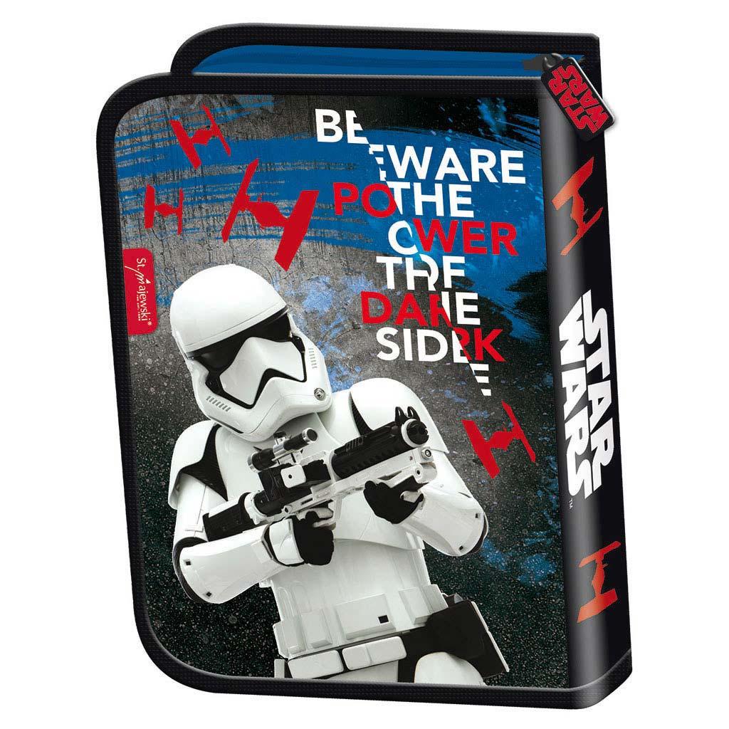 Peračník 1 zip. s 2 chlopňami prázdny -  Star Wars
