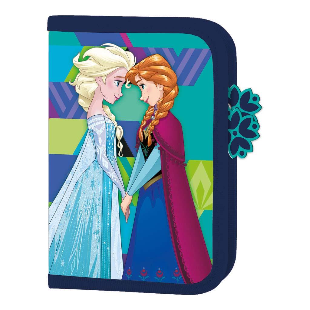 Peračník 1 zip. s 2 chlopňami prázdny -  Frozen