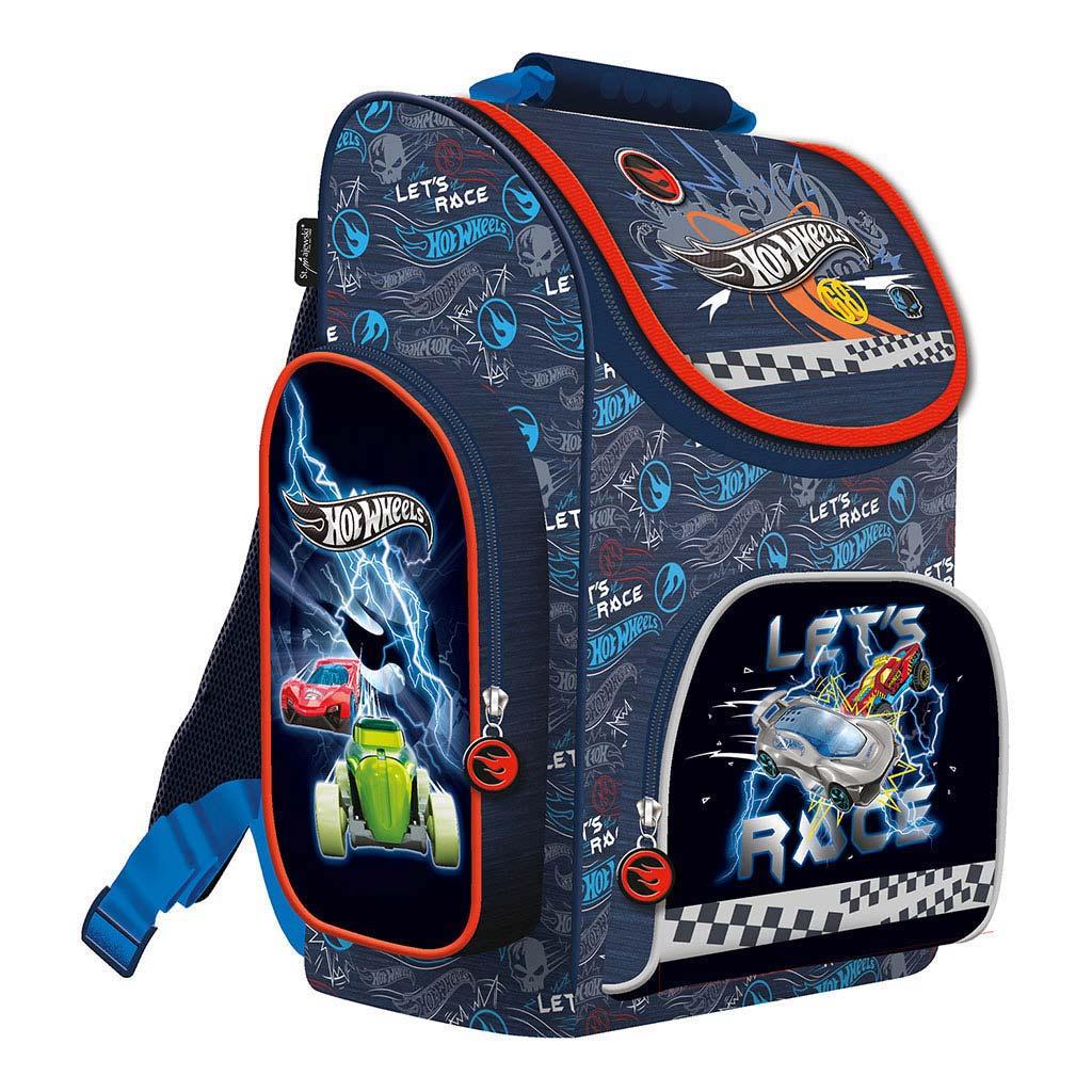 Školská taška - Hotwheels