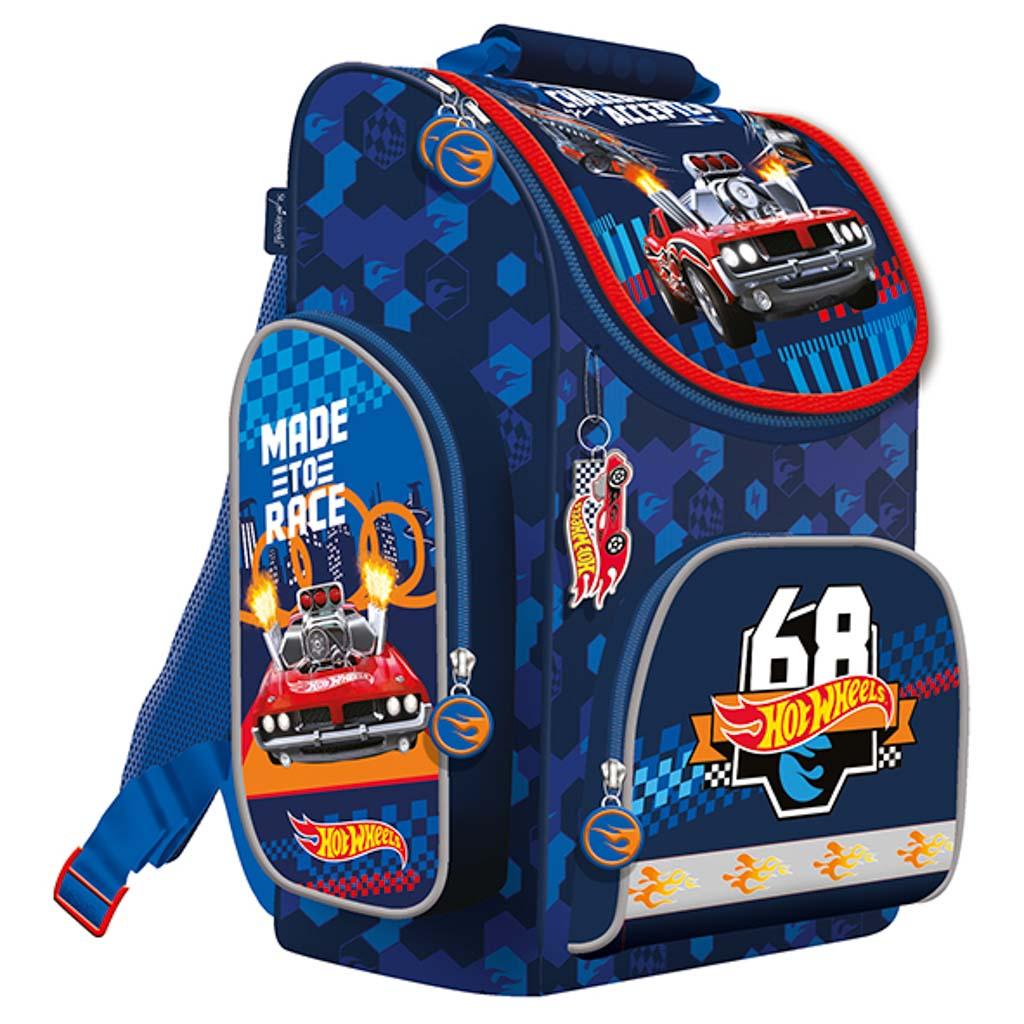 Školská taška - Hotwheels, 2020