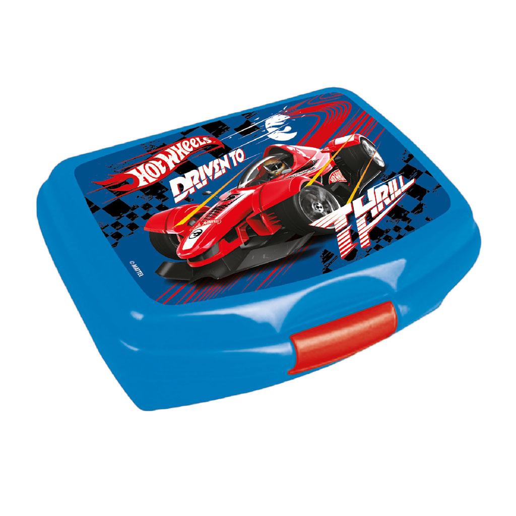 Desiatový box - Hot Wheels