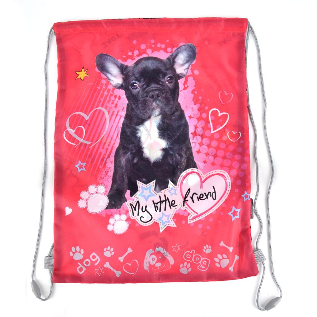 Vrecko na prezúvky - Pes