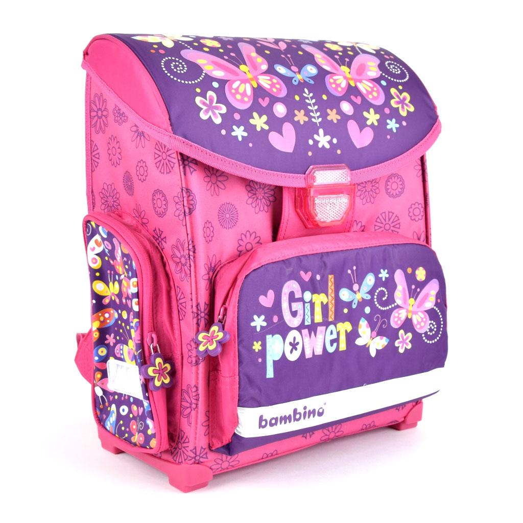 Školská taška - Kvety