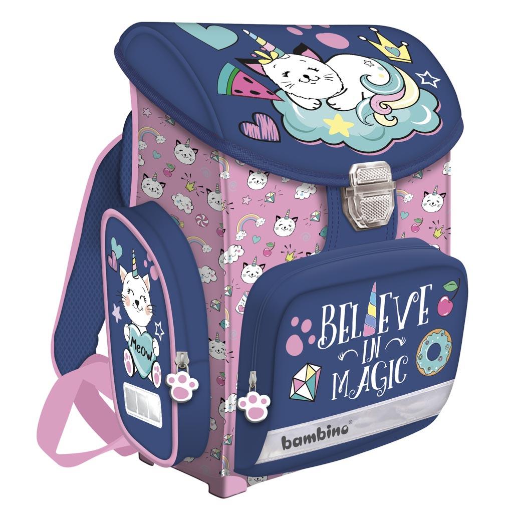 Školská taška - mačka, 2020