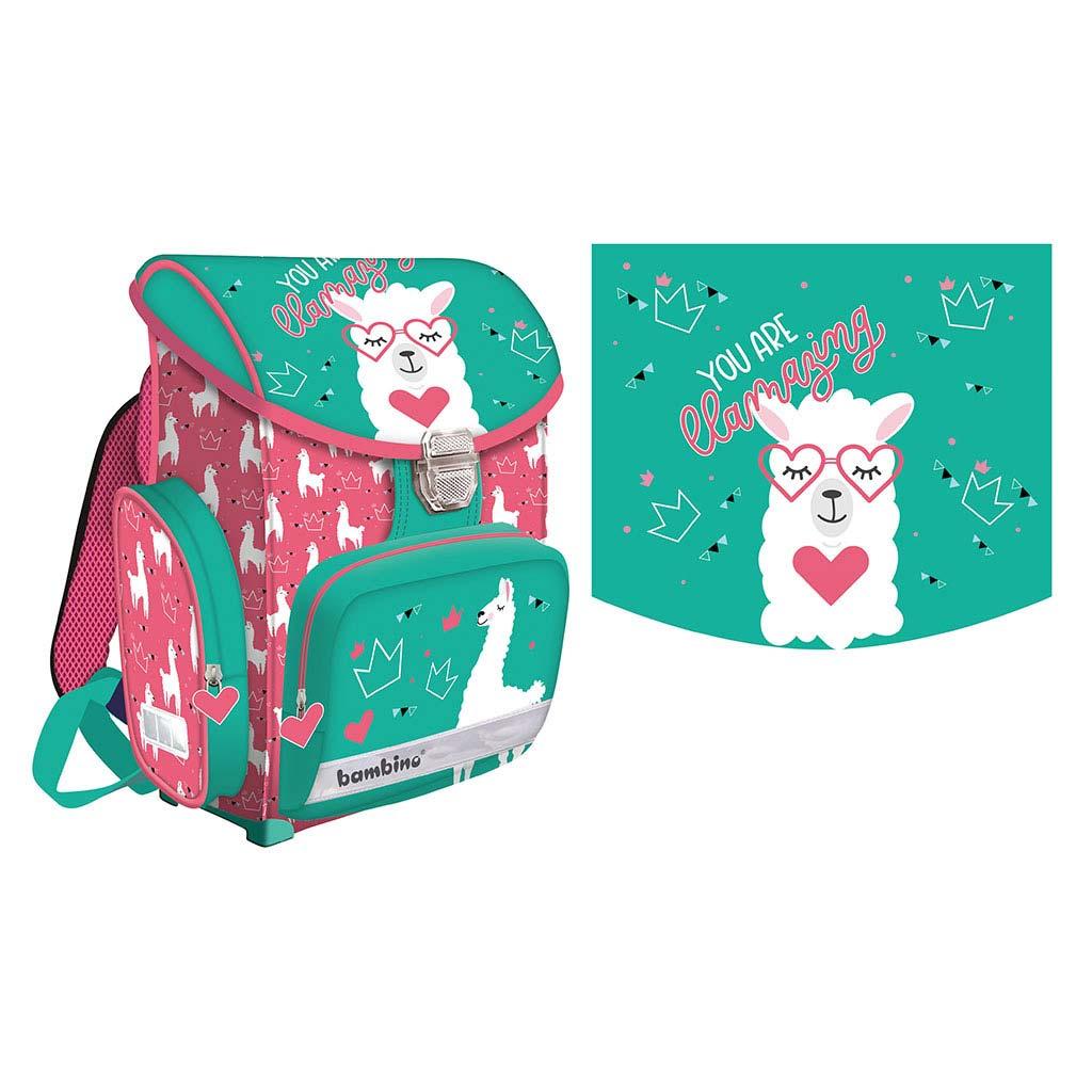 Školská taška - Lama