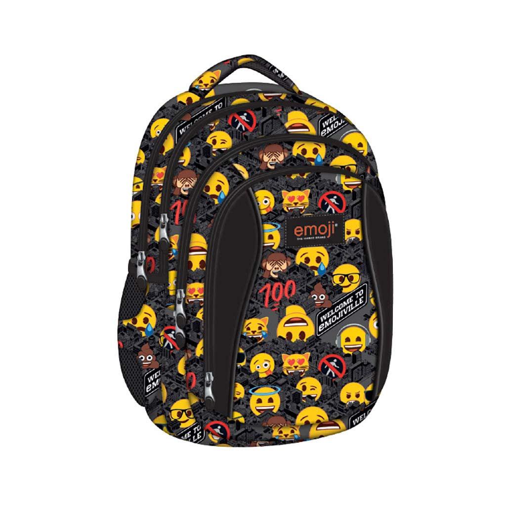 Školská taška - emoji