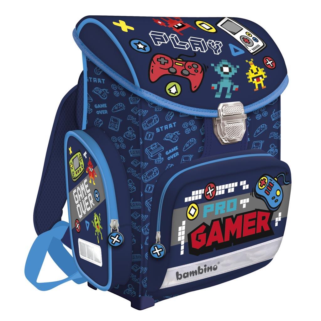 Školská taška - gamer, 2020
