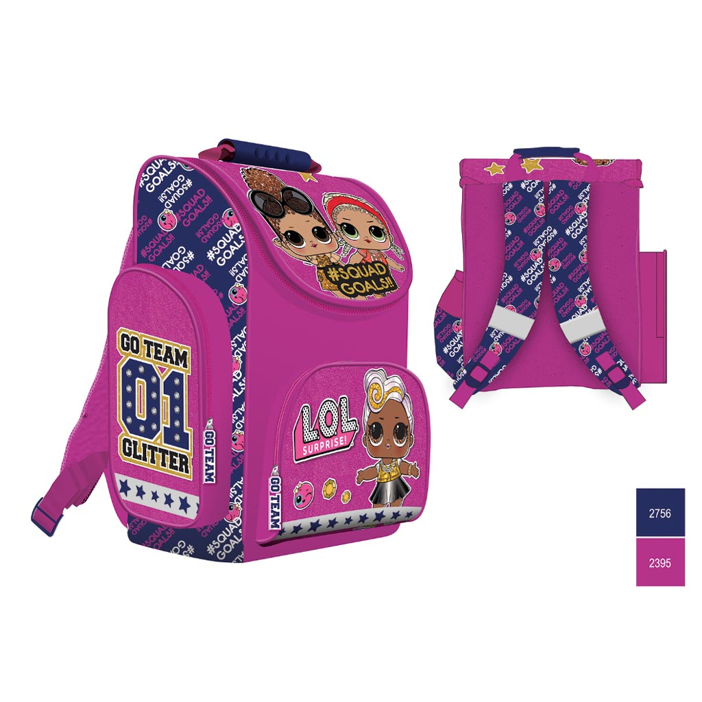 Školská taška - Lol, 2020