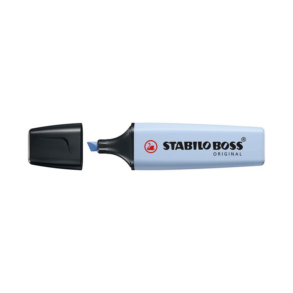 Stabilo zvýrazňovač  Boss Pastel 70/111 - pastelová modrá