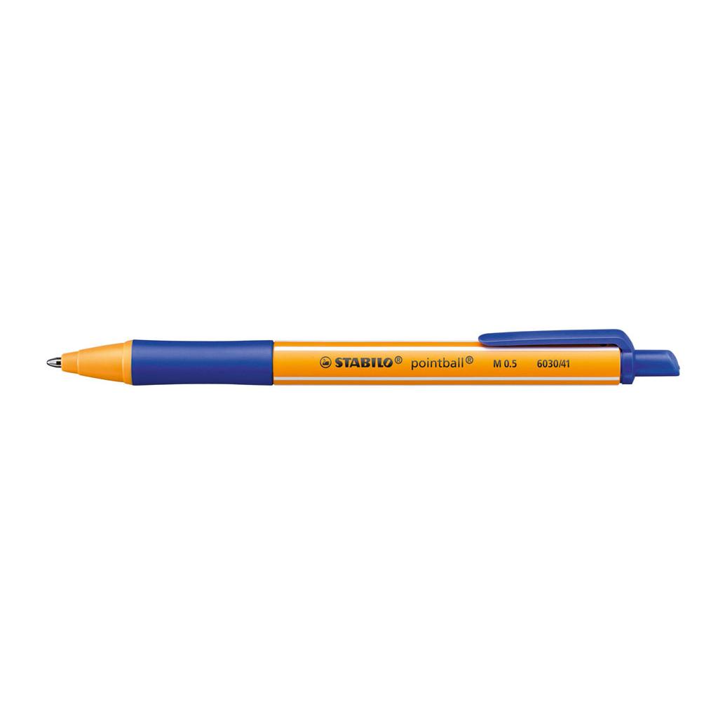 Stabilo Guľôčkové pero Pointball 6030/41 - modrá