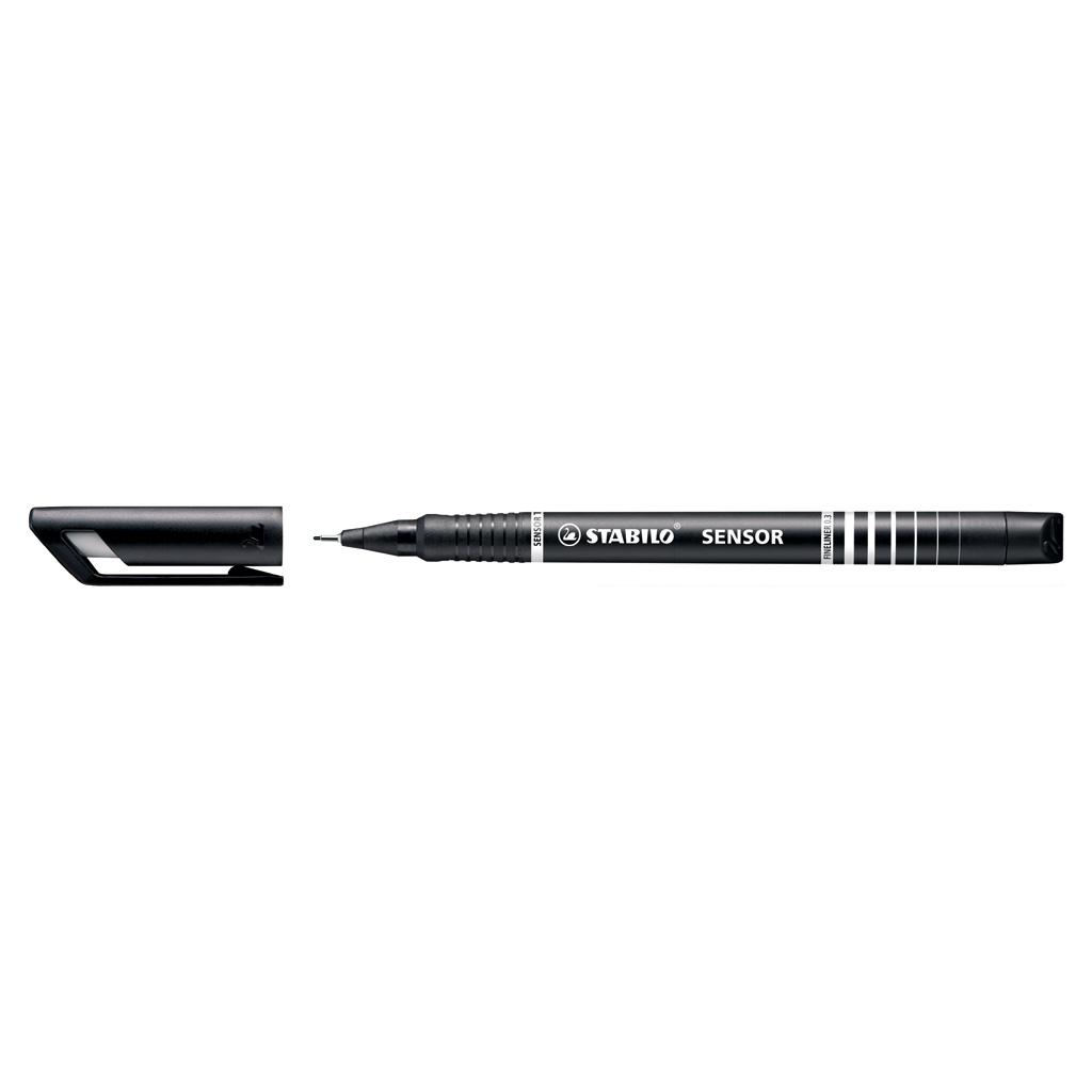 Stabilo fineliner  Sensor 189/46 - čierna