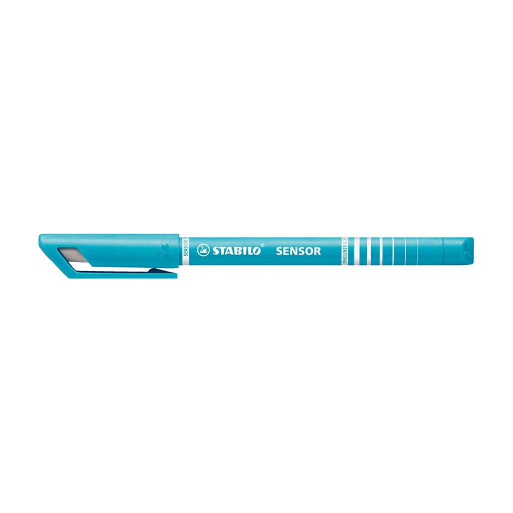 Stabilo fineliner Sensor 189/51 - tyrkysová