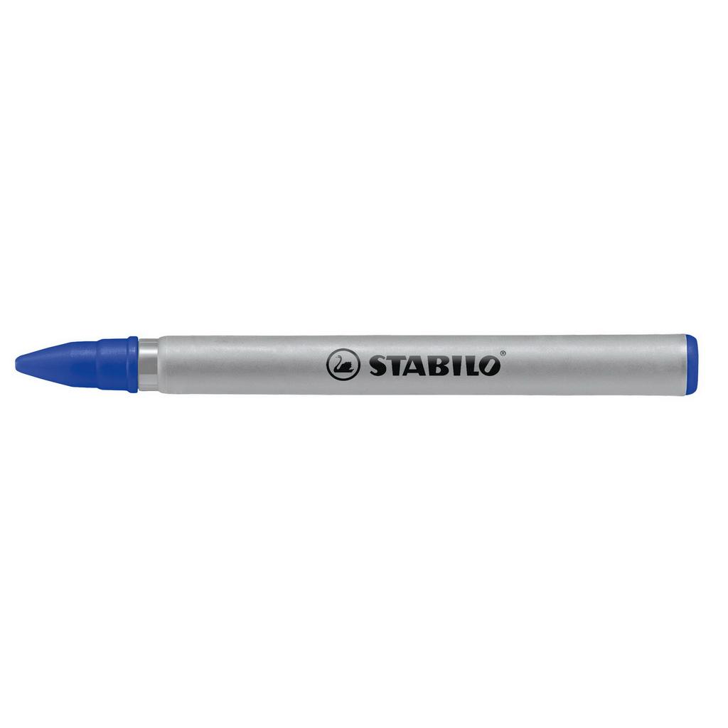 Stabilo náhradná náplň  move easy - modrá / 3 ks - 0,3 mm