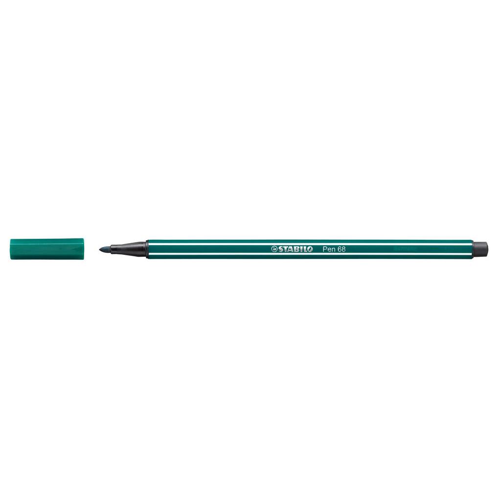 Stabilo Pen 68 fixka, 68/57 azúrovo modrá