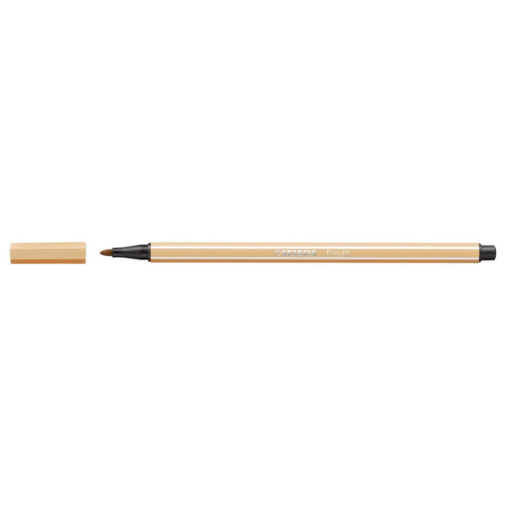 Stabilo Pen 68 fixka, 68/88 okrová svetlá
