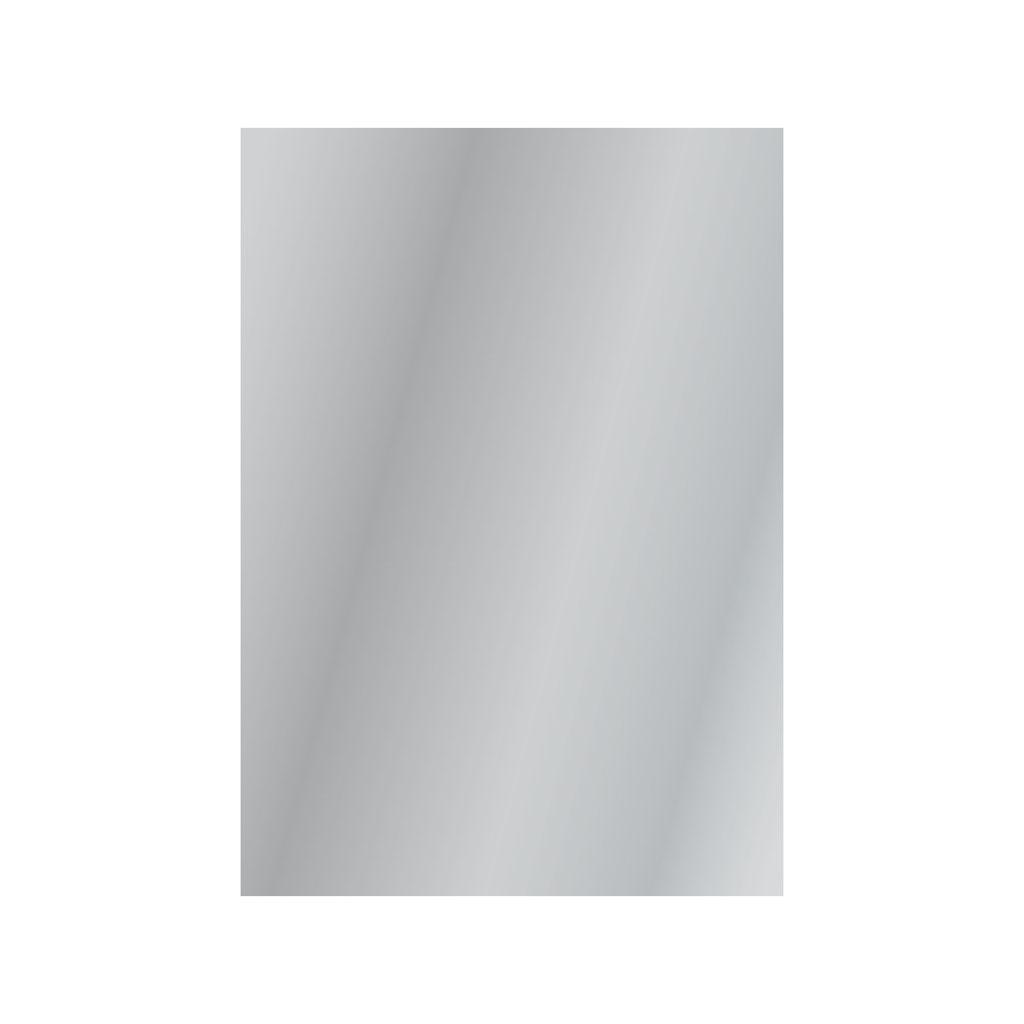 Papier hodvábny, 50x70 cm, 5 ks - strieborný