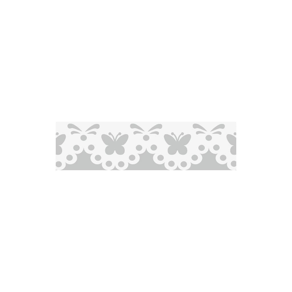 Samolepiaca papierová čipka, 12 mm x 2 m