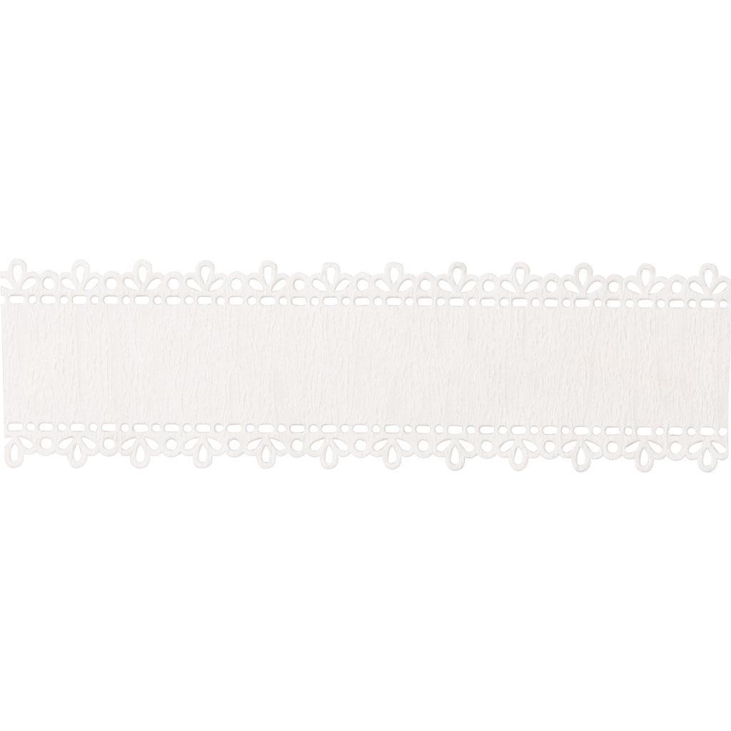 Samolepiaca papierová čipka, 35 mm x 2 m