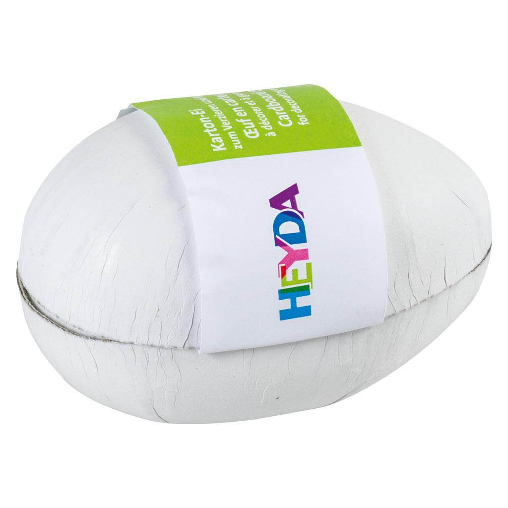 Vajíčko papierové, 12 cm