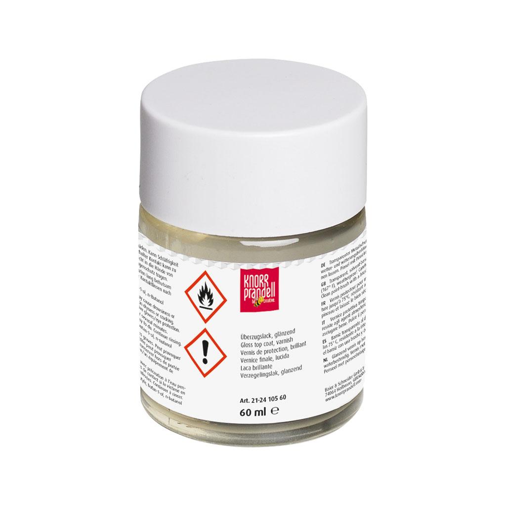 Ochranný lak na kovový list, 60 ml