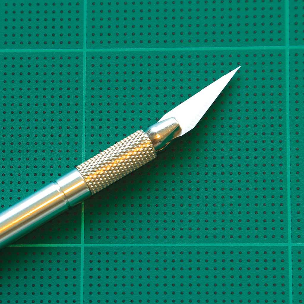 Hobby nôž 14,5 cm + 2 ks čepele