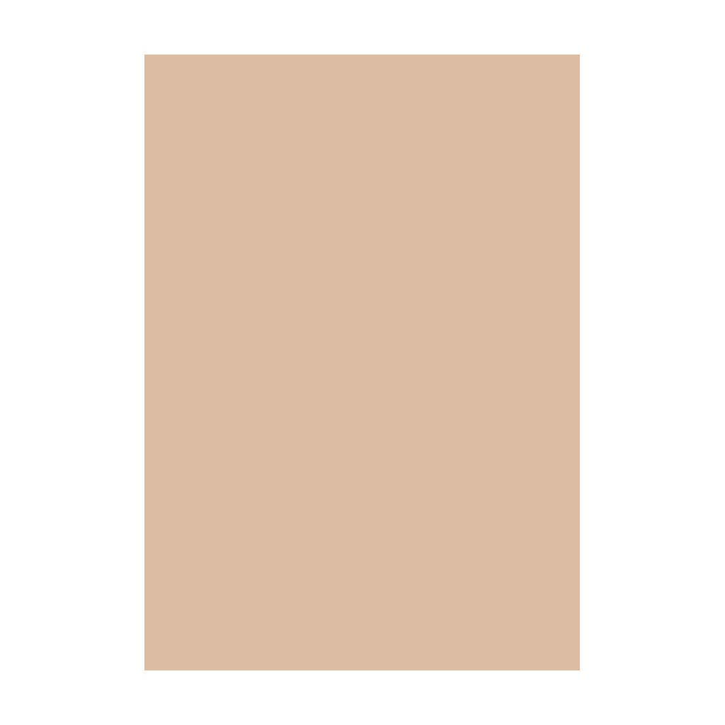 Kresliaci kartón 300g/m2 A4 - žltohnedý