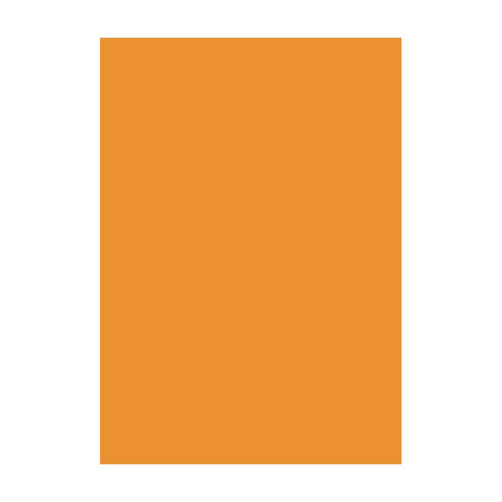 Kresliaci kartón 300g/m2 50x70 cm - okrovo žltý
