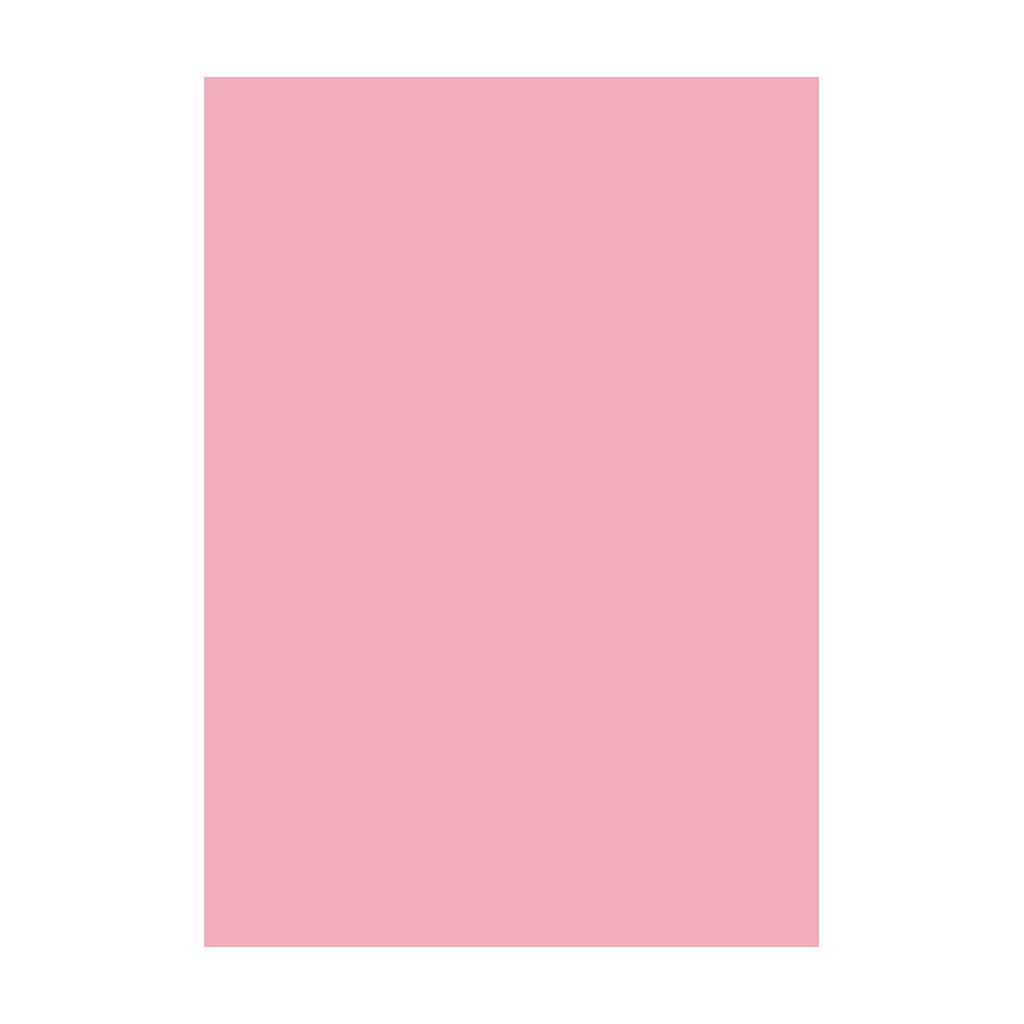 Kresliaci kartón 300g/m2 50x70 cm - svetlo ružový