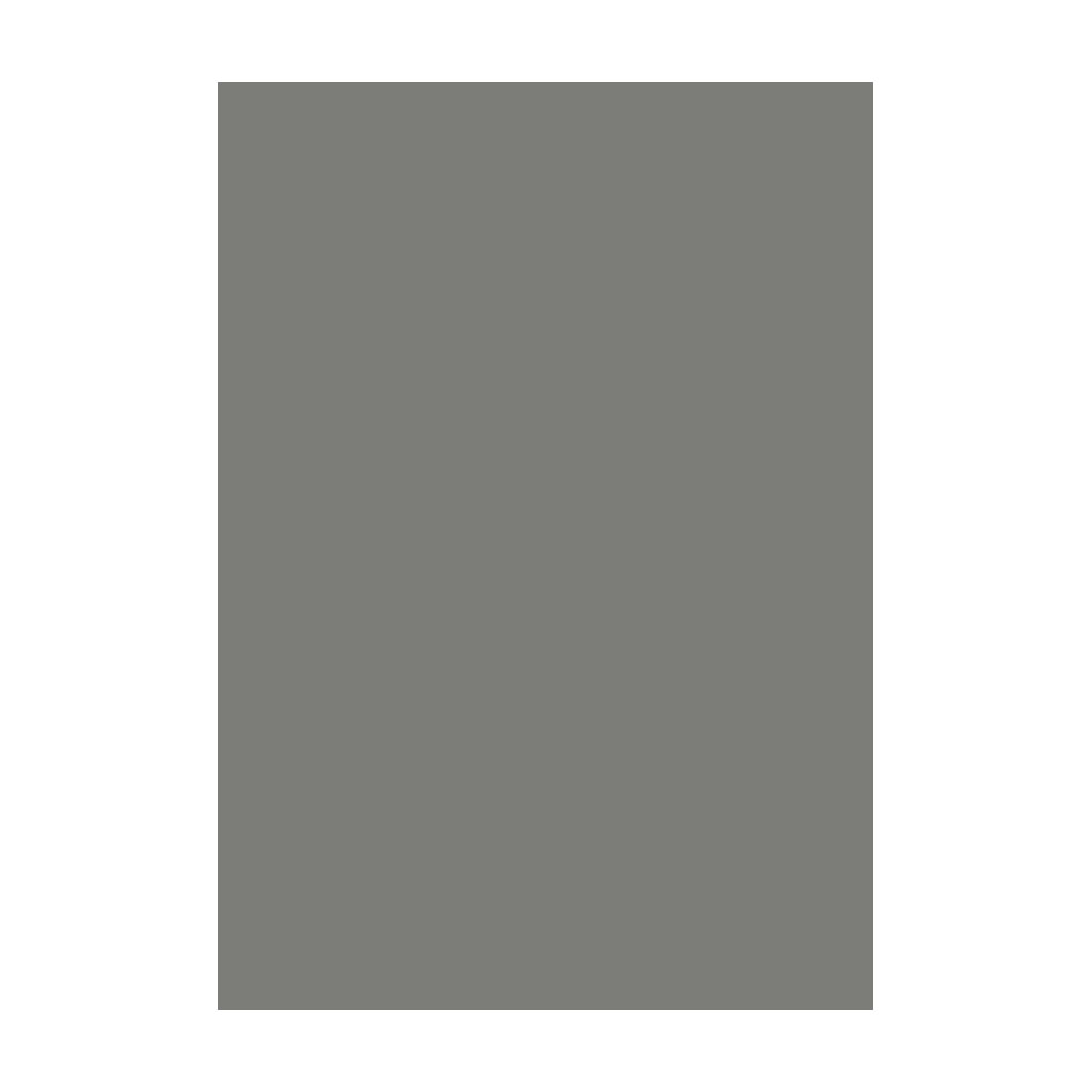 Kresliaci kartón 300g/m2 50x70 cm - sivý