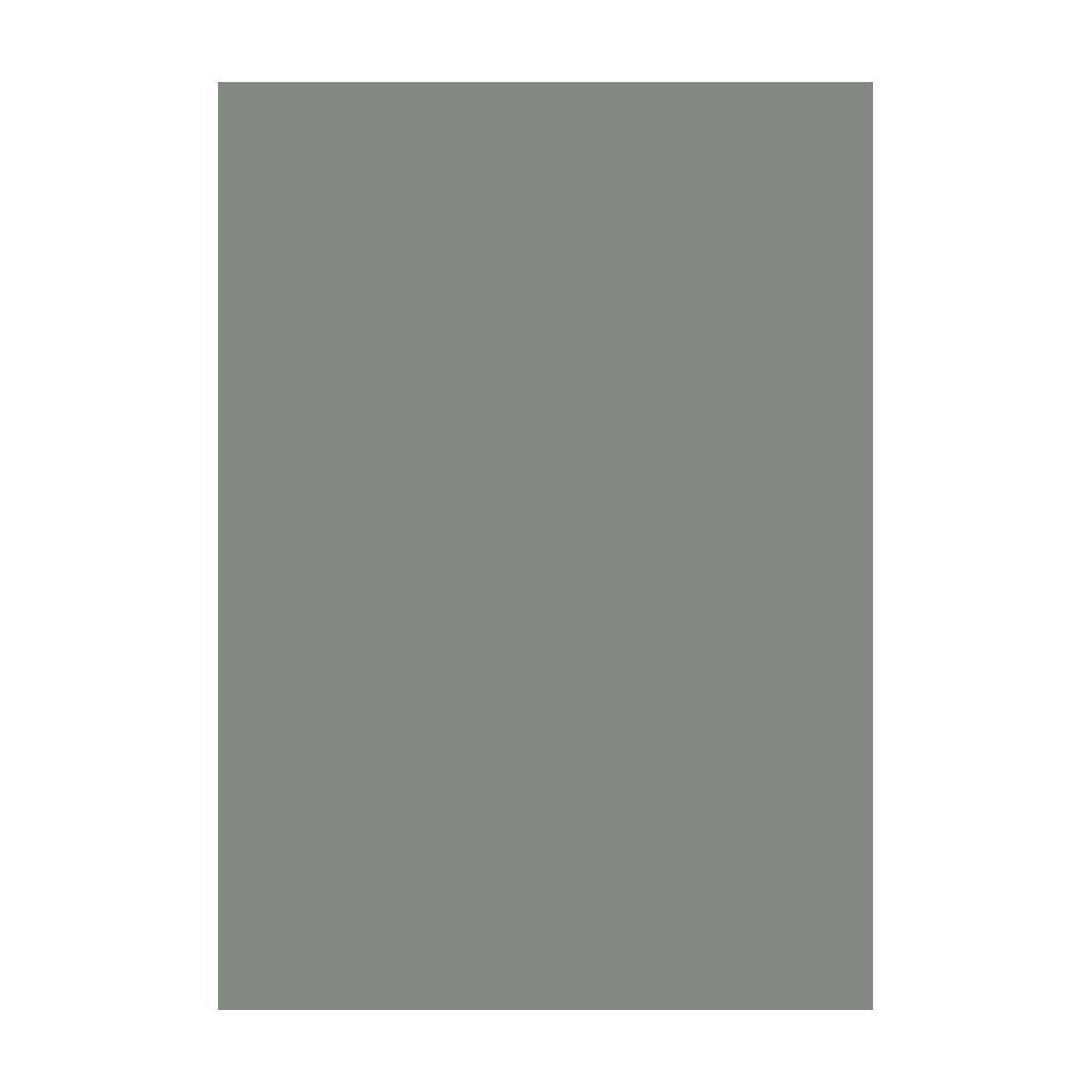 Kresliaci kartón 300g/m2 50x70 cm - strieborný
