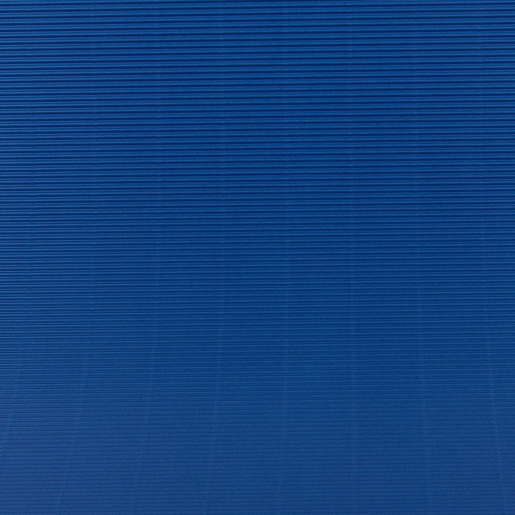 Vlnitá lepenka 50x70 - modrá