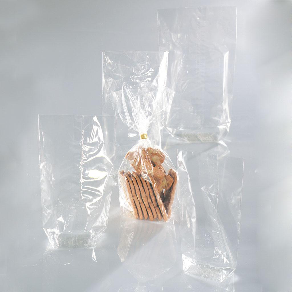 Vrecko celofánové, 9,5 x 16 cm, 10 ks