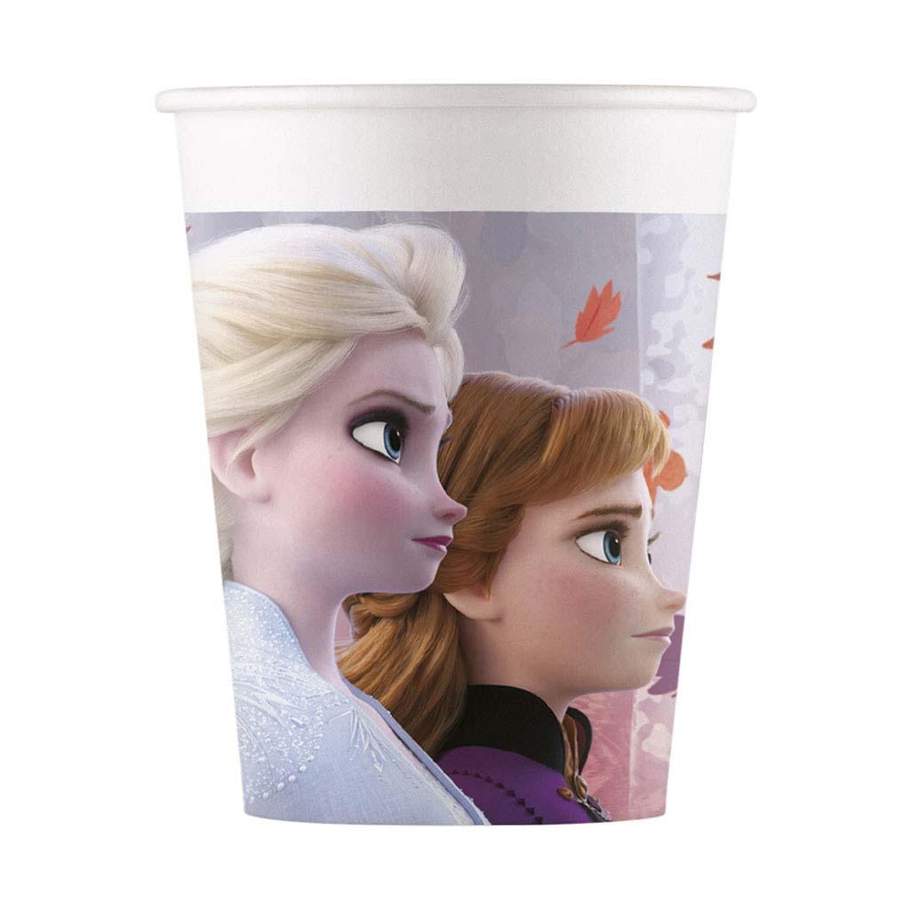 """Pohárik """"Frozen II"""", 8 ks"""