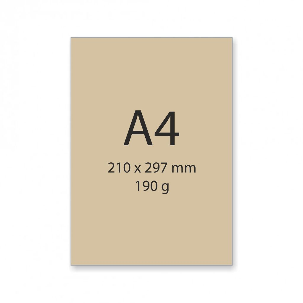 Výkres - recyklovaný A4 (bal.=25 ks)