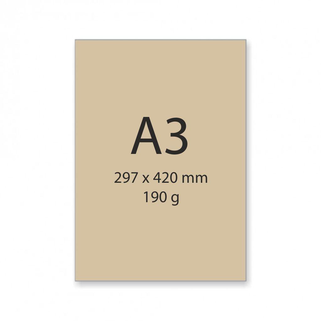 Výkres - recyklovaný A3 (bal.=25 ks)