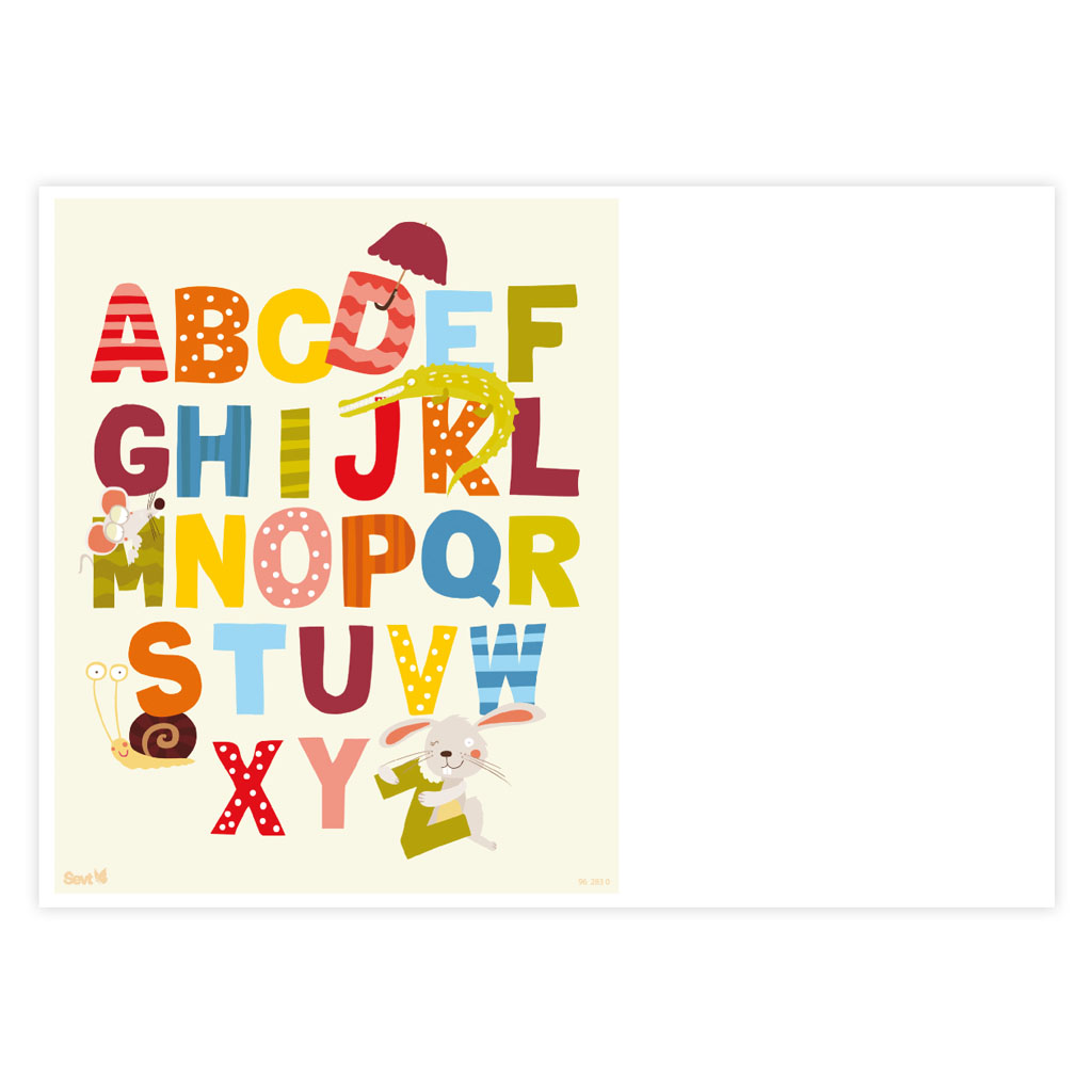 Farebná abeceda