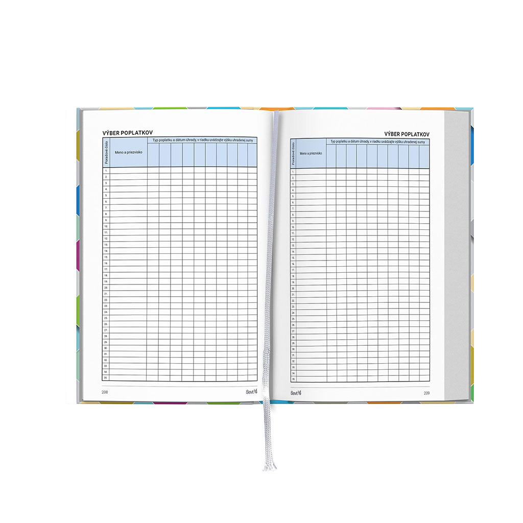Pedagogický diár a učiteľský zápisník 2020/2021