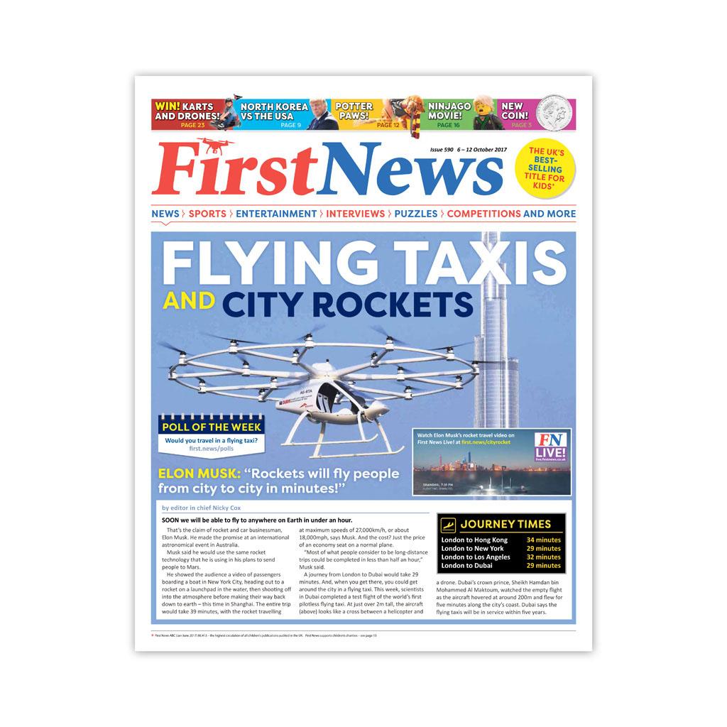 Noviny First News - číslo 2 (590/ 2017)